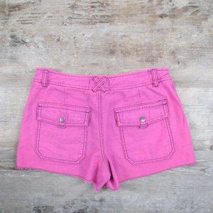 Free People Shorts - Free People Wild Violet Cut Off Shorts Size 6